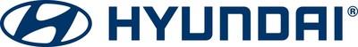 Hyundai Logo - English (CNW Group/Hyundai Auto Canada Corp.)