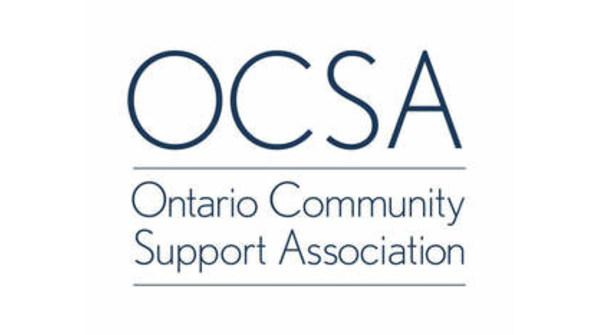 Ontario Community Support Association logo