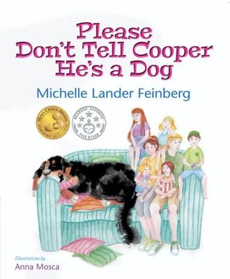(PRNewsfoto/Cooper The Dog Books)