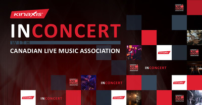 Kinaxis InConcert Series (CNW Group/Kinaxis Inc.)