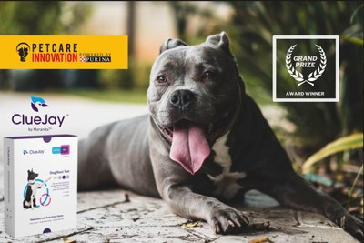 Denver-based startup, ClueJay, earns grand prize of 2021 Purina Pet Care Innovation Prize Program on March 25, 2021