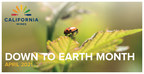 "California Wines ""Down to Earth Month"" in April Celebrates..."