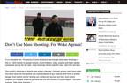 Mass Shootings and Woke Agenda in New Martha Rosenberg Story at...