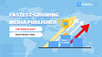 SHAREit tops amongst the fastest-growing media publishers in...