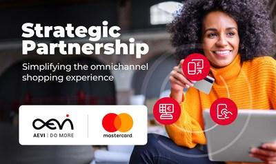 Strategic partnership: AEVI & Mastercard