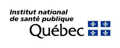 Logo de l'Institut national de santé publique du Québec (Groupe CNW/Institut national de santé publique du Québec)