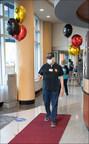 "CarolinaEast Welcomes Back Volunteers With ""Red Carpet Return""..."