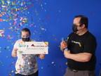 Des gagnants à LOTTO Max de Tavistock gardent un billet de 50 millions $ dans le porte-gobelet d'un véhicule non verrouillé pendant une semaine