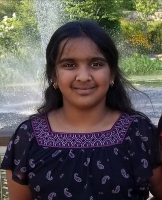 Ananya G. finished in second place in the 2021 Arizona Spelling Bee. She is a 5th grader at BASIS Phoenix Central.
