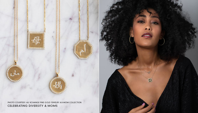 AX-MOM Collection by Au Xchange Fine Gold Jewelry