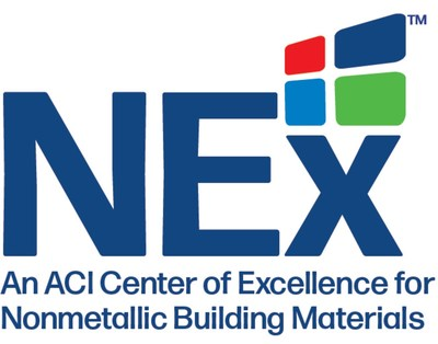 NEx: A Center of Excellence for Nonmetallic Building Materials to develop and promote the use of nonmetallic materials in the construction sector.