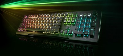 Turtle Beach's ROCCAT PC brand unveiled the new Vulcan Pro Optical-Tactile RGB Gaming Keyboard as the latest addition to its award-winning line of Vulcan keyboards.