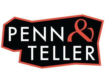 Penn & Teller Logo