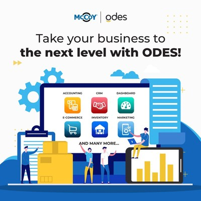ODES, The Start of your digital transformation
