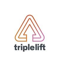 TripleLift Logo (PRNewsfoto/TripleLift)