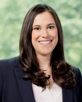 """Jennifer Mikels, a trial lawyer at Goulston & Storrs, has been named a 2021 """"Up & Coming Lawyer"""" by Massachusetts Lawyers Weekly. The award recognizes the rising stars of the Massachusetts legal industry who have been practicing for 10 years or less and have distinguished themselves professionally and in the community."""