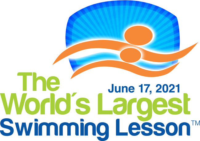 The 12th annual World's Largest Swimming Lesson event will take place over the course of 24 hours on June 17, 2021.