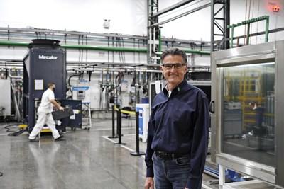 Janos Szegö – CEO Mecalor