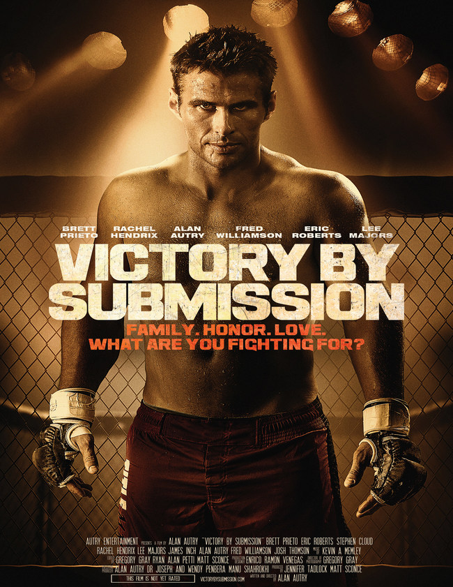Church First Films, Deep C Digital, and Stonecutter Media LTD. announced today that the riveting new MMA film VICTORY BY SUBMISSION will be releasing on demand nationwide on cable, satellite, and telco providers April 6, 2021