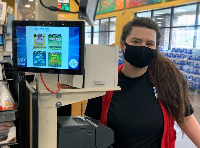 Scientific Games launches lottery instant game sales in grocery checkout line with Kentucky Lottery, Kroger and Blackhawk