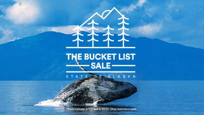 Get your Bucket List back on track and enjoy an Alaska-sized adventure