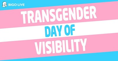 Transgender Day of Visibility Flag