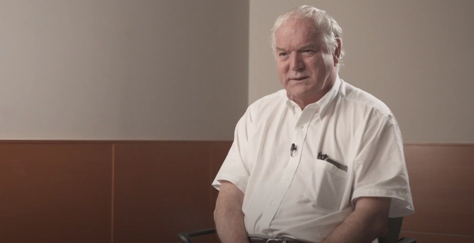 Dr. Michael Houghton, Nobel Laureate (CNW Group/Applied Pharmaceutical Innovation)