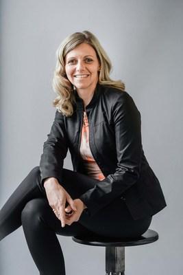 Örzse Hódi, vice-presidente de marketing