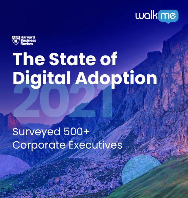 With over 500 corporate executives surveyed, the 'State of Digital Adoption' report provides the definitive benchmarks for the DAP industry.