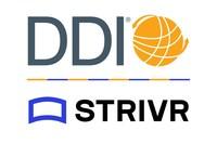 DDI and Strivr logo