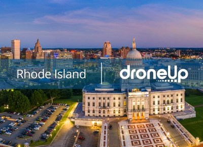 Rhode Island Signs Participating Addendum with DroneUp