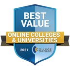 College Consensus Publishes Aggregate Consensus Ranking of the 100 Best Value Online Colleges & Universities for 2021