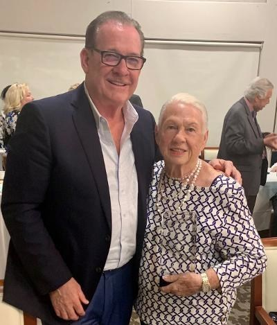 Rob and Joan Thomson