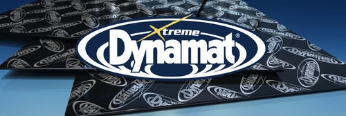 Dynamat's innovative products make driving your vehicle more enjoyable by reducing noise, heat, and vibration.