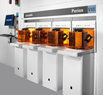 The Purion VXE™ was designed specifically to address the exact needs of customers manufacturing image sensors for applications requiring ultra-high energy implants with extremely precise and deep doping profiles.