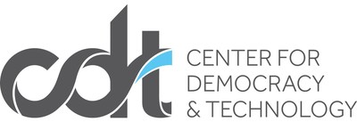CDT logo (PRNewsfoto/The Center for Democracy and Technology)
