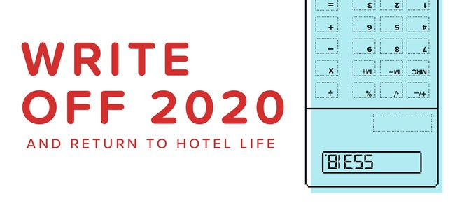 Hotels.com is letting you write off all your 2020 non-travel for the chance  to get rewarded and go big on travel in 2021