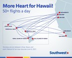 Southwest Airlines Now Offering Pre-Cleared Arrival Into Hawaii...