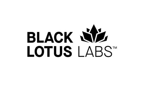 Black Lotus Labs logo (PRNewsfoto/Lumen Technologies,Lumen Black Lotus Labs)