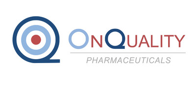 OnQuality Pharmaceuticals (PRNewsfoto/OnQuality Pharmaceuticals)