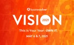 Businessolver Announces Keynote Speakers, Agenda for Vision 2021...