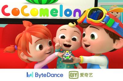"""Moonbug Entertainment traz """"CoComelon"""" para a iQIYI e Xigua Video da ByteDance"""