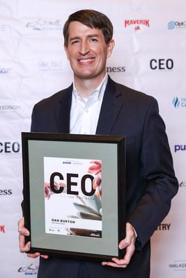 Dan Burton, CEO of Health Catalyst