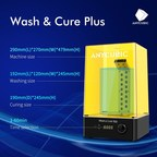 Anycubic Set to Launch Wash & Cure Plus, an Innovative 3D Printing Resin Washing & Curing Machine