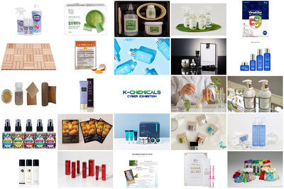 K-chemicals 2021: Promising Korean chemical & cosmetics companies to strengthen overseas expansion by 2021 K-chemicals Cyber Exhibition
