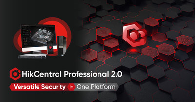 Hikvision HikCentral Professional 2.0 (PRNewsfoto/Hikvision)