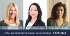 As Momentum Builds, Catalina Makes Senior HR Hires in the U.S. and Japan