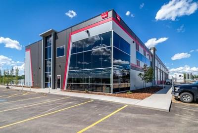 Wajax Red Deer (CNW Group/Imperial Equities Inc.)
