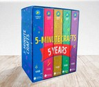 Digital Global Phenomenon 5-Minute Crafts Celebrates 5th Anniversary With VHS Boxed Set