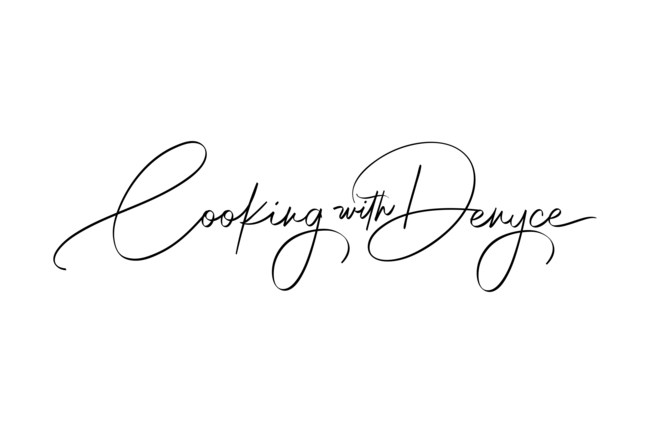 Cooking with Denyce